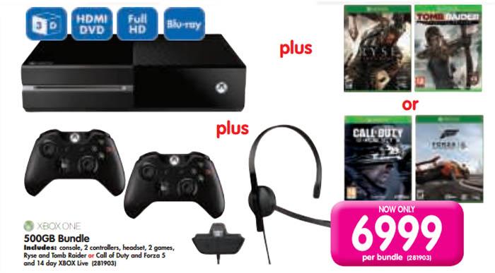 Xbox One Makro special