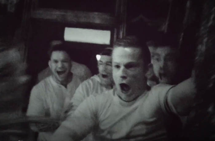Chiefs rugby haunted house