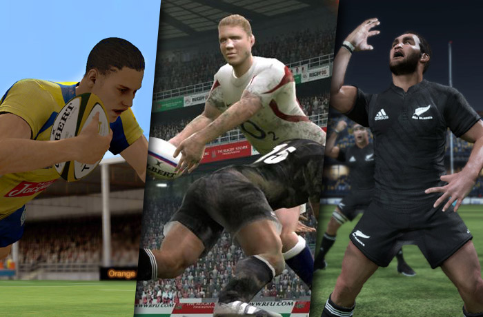 Rugby gaming