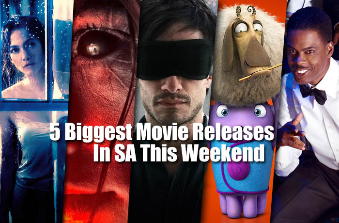 5 biggest movie releases March 26