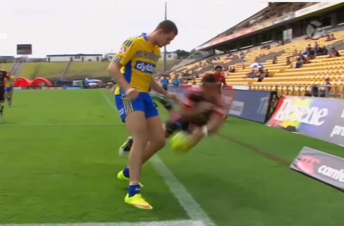 Amazing try Holden Cup