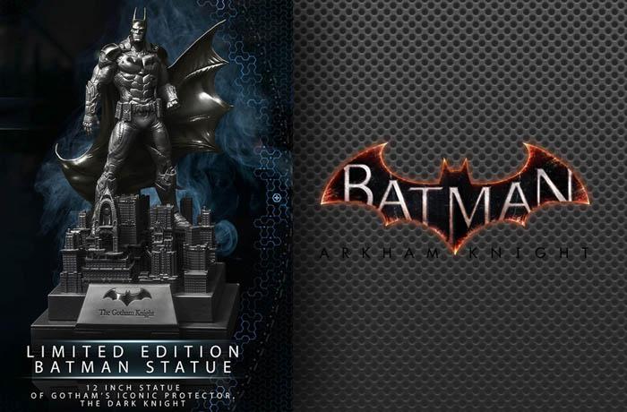 Batman Arkham Asylum special edition header