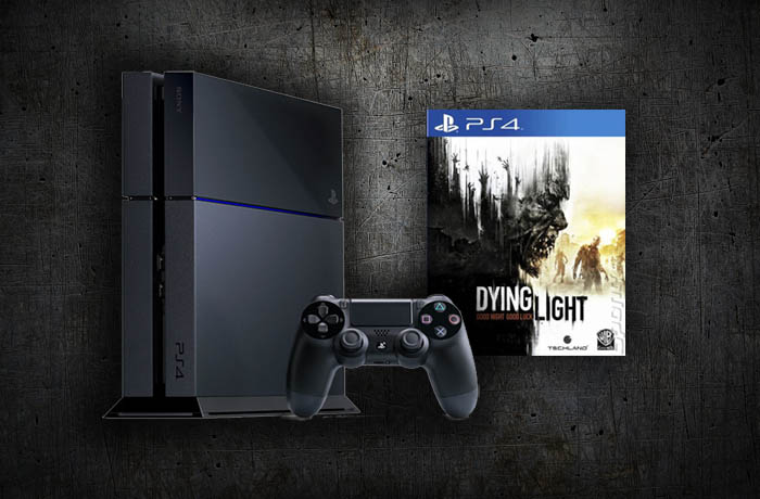 Dying Light and Ps4 bundle header