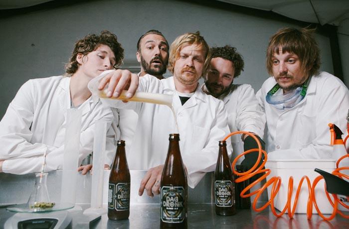 Fokofpolisiekar beer
