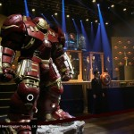 Iron Man Hulkbuster armour