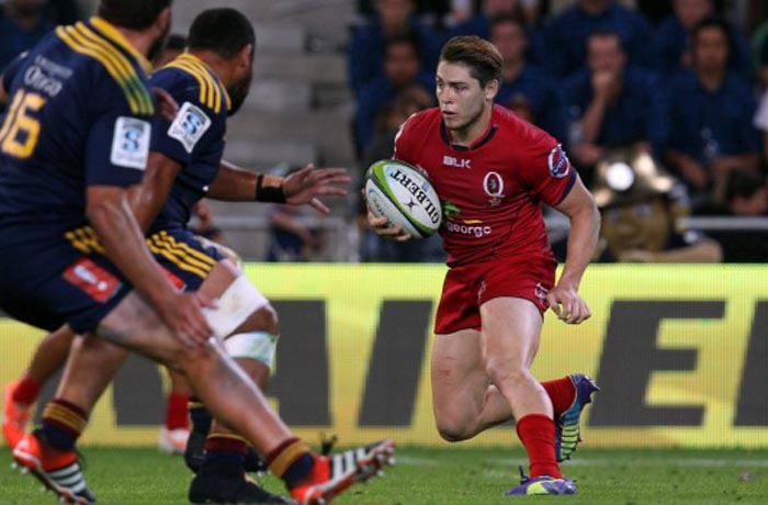 James OConnor vs Highlanders