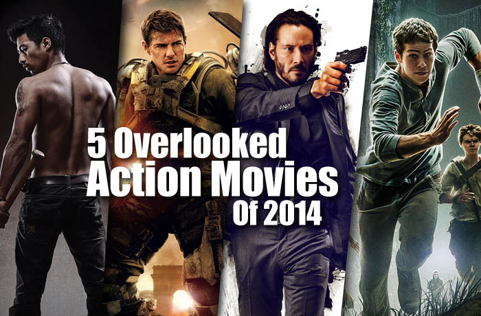 Overlooked action movies of 2014