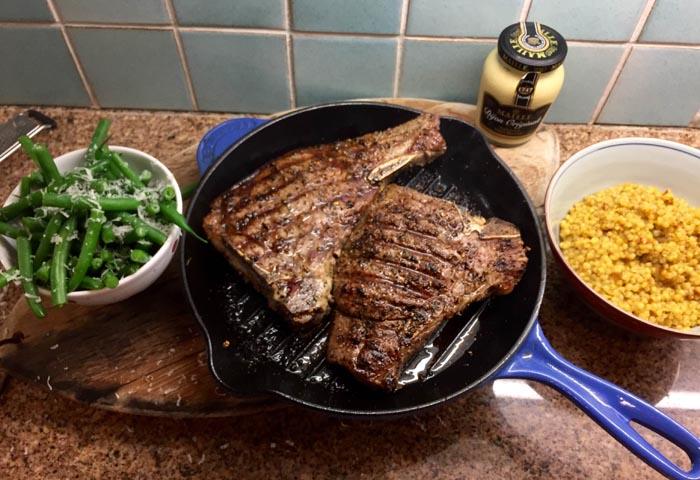 Prime Rib Steak