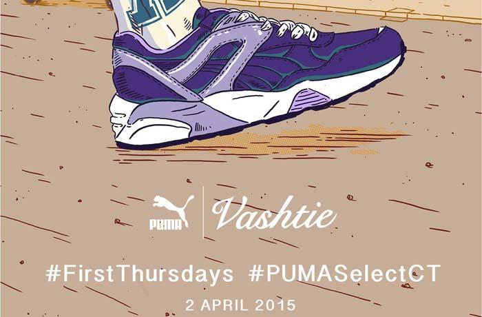 Puma First Thursdays
