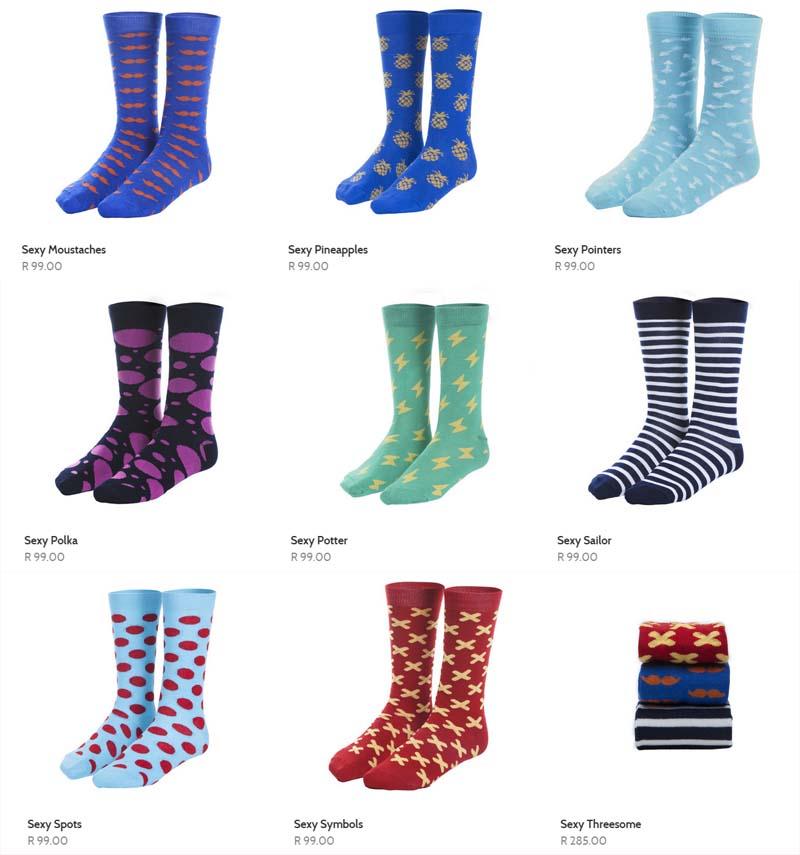 Sexy Socks Sa