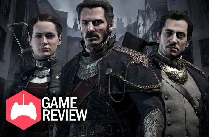 The Order 1886 review header