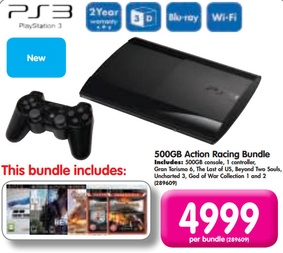 Xbox 360 bundle from Makro