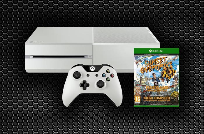 Xbox One Sunset Overdrive bundle