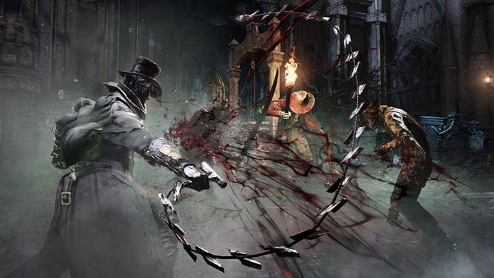 Bloodborne screenshot 2