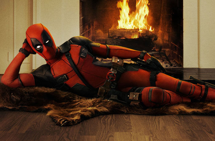Deadpool costume header
