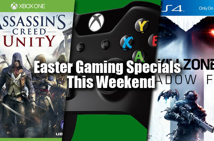 Easter gaming specials