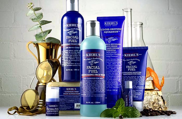 Kiehls mens header