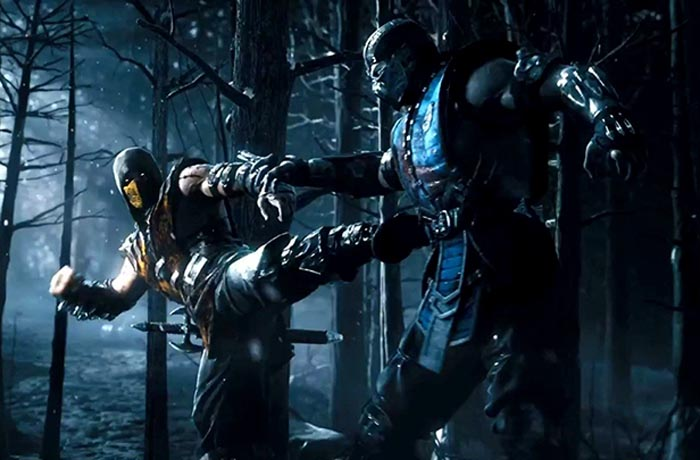 Mortal Kombat X header