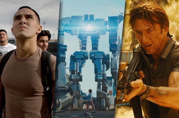 Movies this weekend 9 April