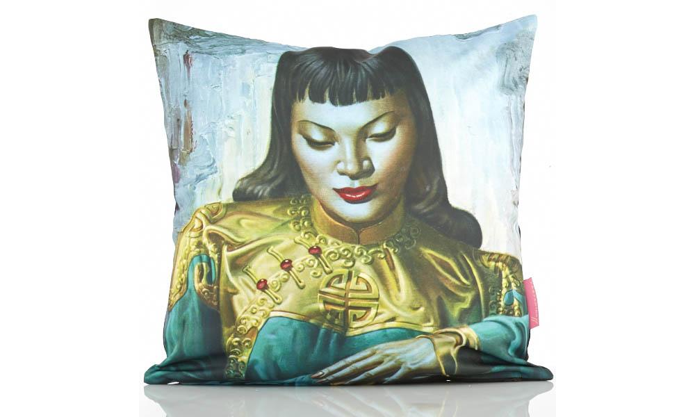 Tretchikoff pillow