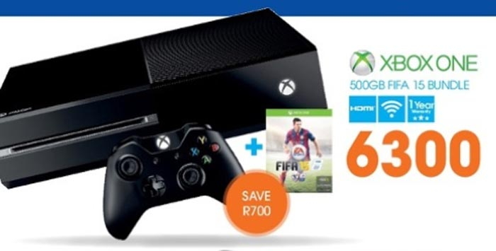 Xbox One and Fifa 15 special from Dion Wired
