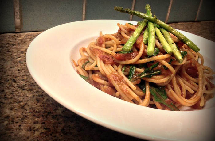 chorizo pasta header