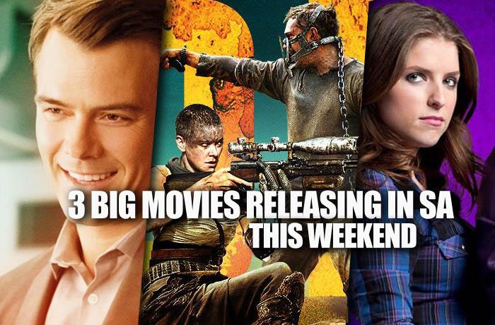 3 big movie releases
