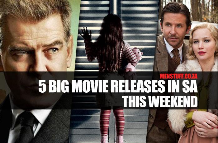 5 big movie releases