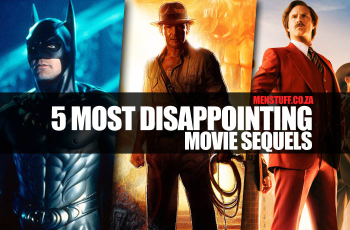 5 most disappointing movie sequels