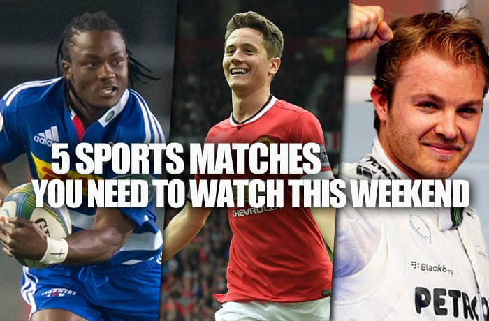 5 sports matches you need to watch may 22
