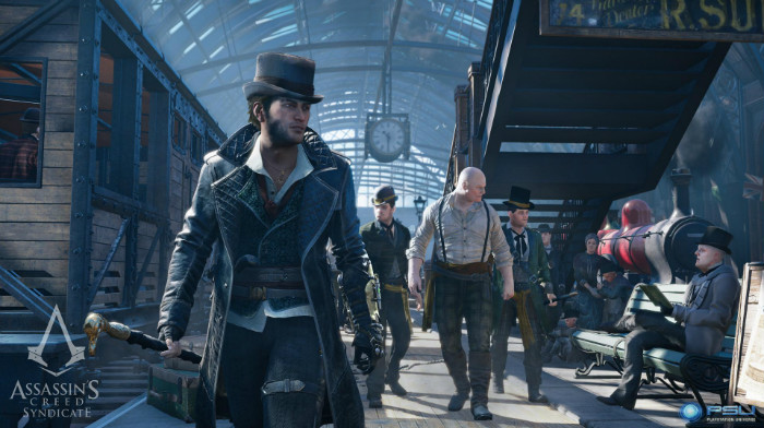 Assassins Creed Syndicate screenshot 7