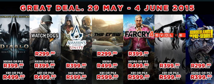 BT Games Deal of the Week