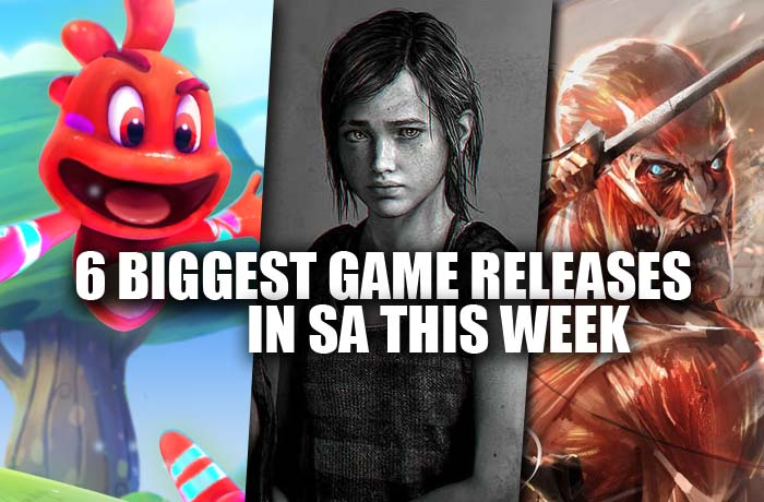 Game releases this week