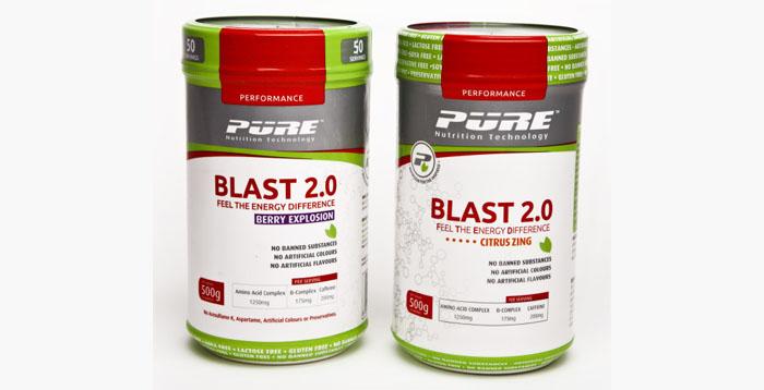 Pure Nutrition Blast