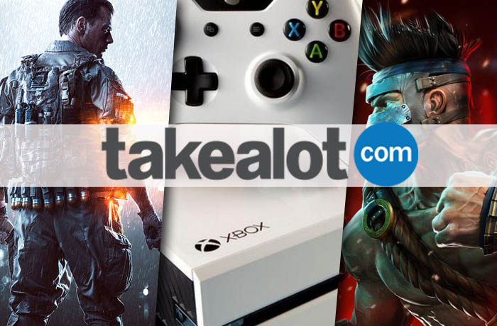 Takealot gaming specials