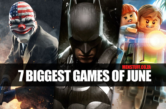 7 biggest games of June 2015