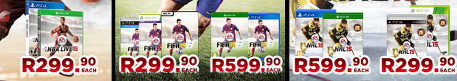EA game specials from BT Games