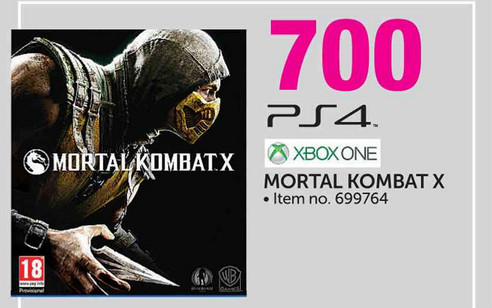 Mortal Kombat X special from Game