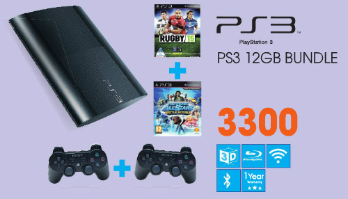 PS3 special from Dion Wired