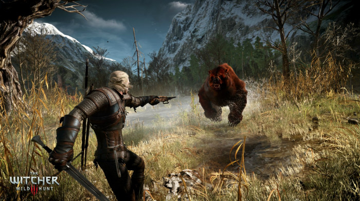 The Witcher 3 screenshot