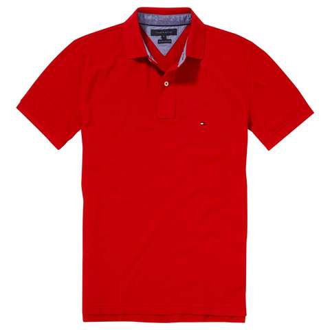 Tommy R999- menswear red