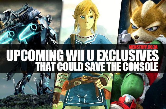 Wii U exclusives