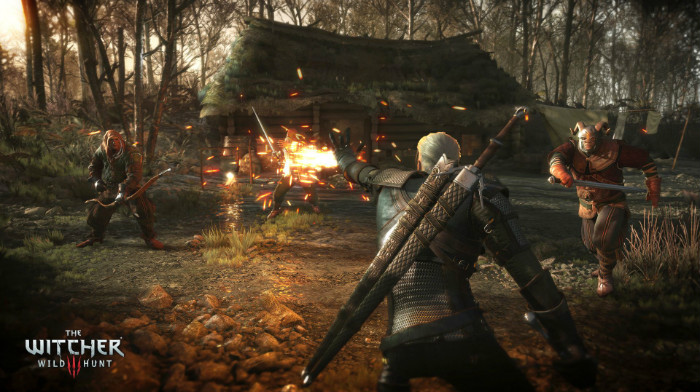 Witcher 3 screenshot 2