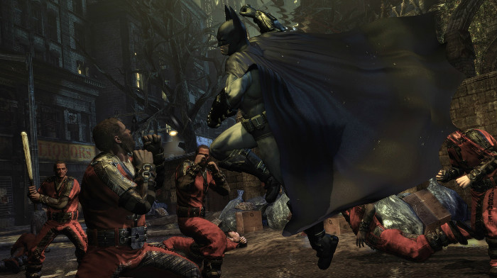 5 games that exceeded the hype - Batman: Arkham City
