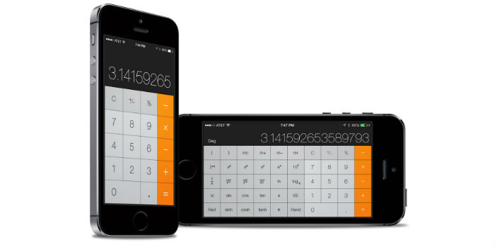 Calculator ios