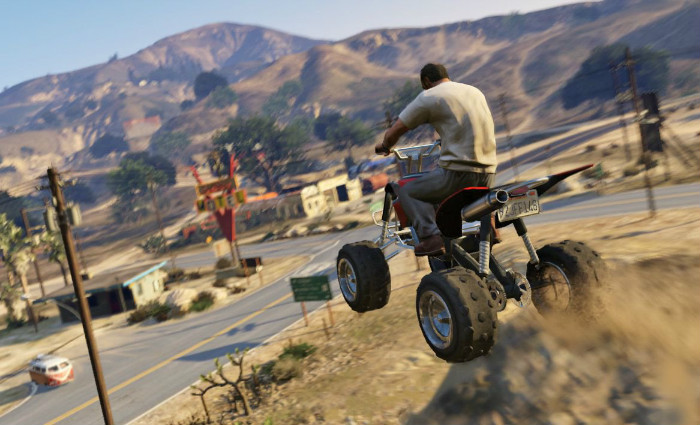5 games that exceeded the hype - Grand Theft Auto V (GTA V)