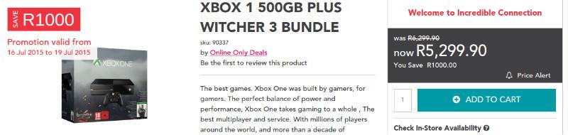 Incredible Xbox One