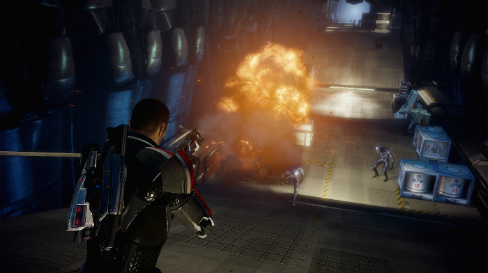 5 games that exceeded the hype - Mass Effect 2