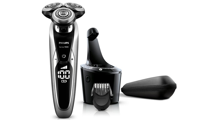 Philips 9000 series razor
