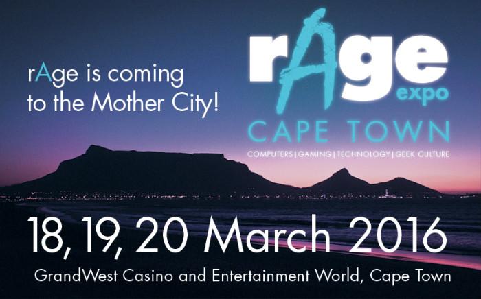 Rage cape town